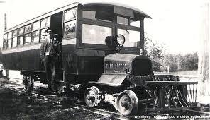 Tampa rail bus transportation