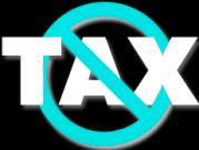 No online Sales tax