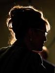Sarah Palin quietly waiting